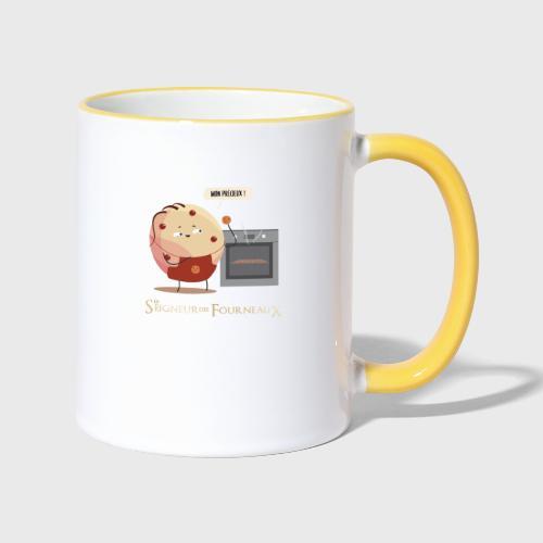 Le Seigneur des fourneaux - Mug contrasté