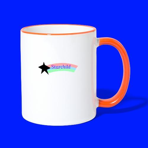 Starchild - Tvåfärgad mugg