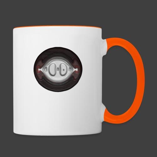 Smile? - Contrasting Mug