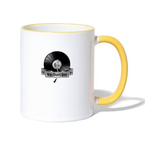 Badge - Contrasting Mug