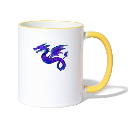 Drago - Tazze bicolor