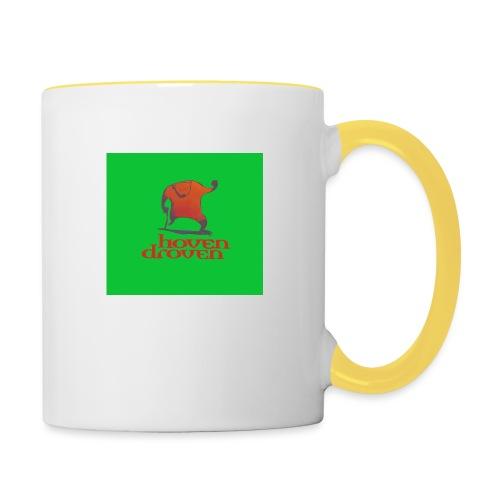 Slentbjenn Knapp - Contrasting Mug