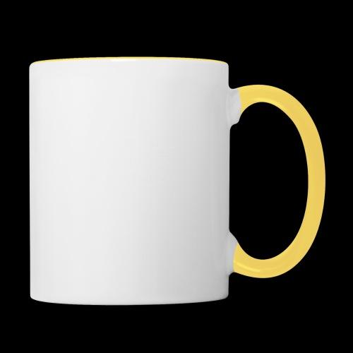 See you at Hotel de Tabaksplant WHITE - Contrasting Mug