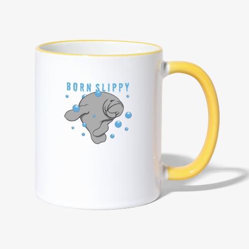 Born Slippy - Contrasting Mug