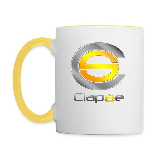 Clapse 1000px png - Mug contrasté