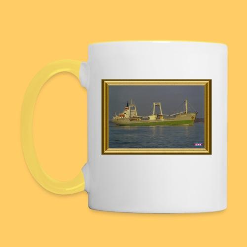 Coswig_DSR_Gold PP_Finanz - Tasse zweifarbig