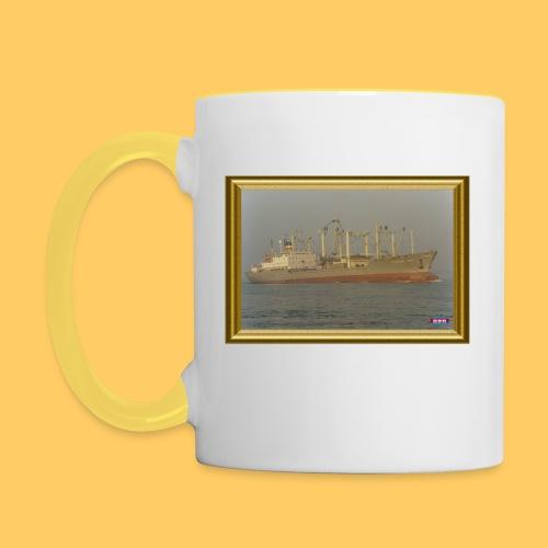 Frankfurt_Oder_DSR_Gold P - Tasse zweifarbig