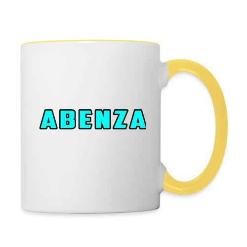 CAMISETAS MR ABENZA EDICION LIMITADA - Taza en dos colores
