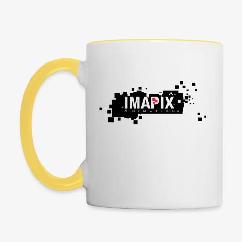 IMAPIX ANIMATION Rectro02 - Mug contrasté
