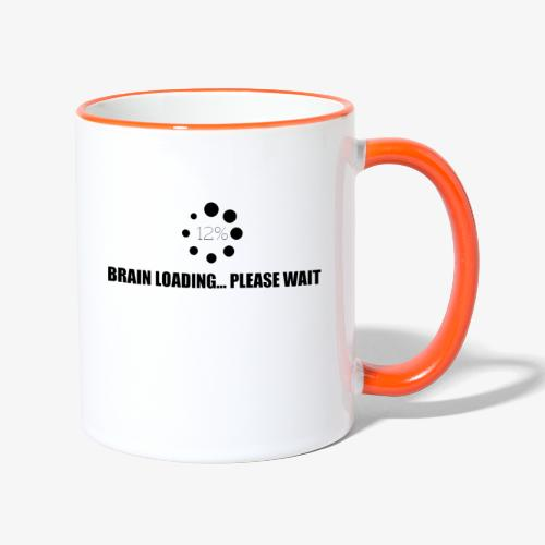 brain - Mug contrasté
