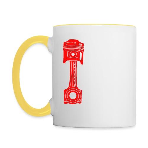 Piston - Contrasting Mug