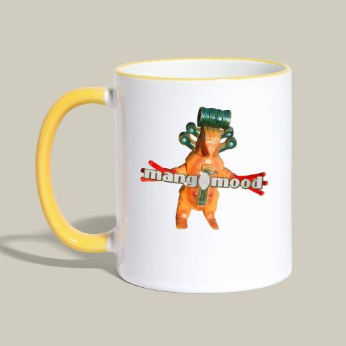 monster - Tasse zweifarbig