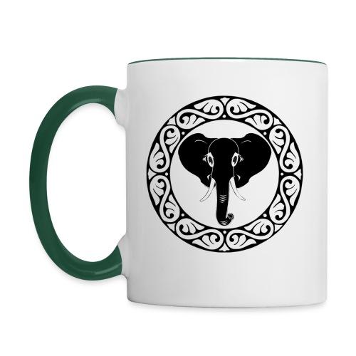 1st Edition SAFARI NETWORK - Contrasting Mug