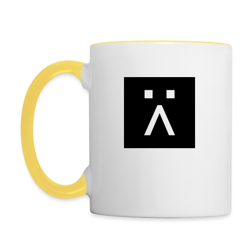 G-Button - Contrasting Mug