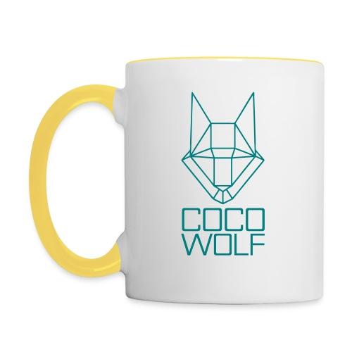 COCO WOLF - Tasse zweifarbig