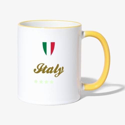 Gruppo di stelle Italia - Tazze bicolor