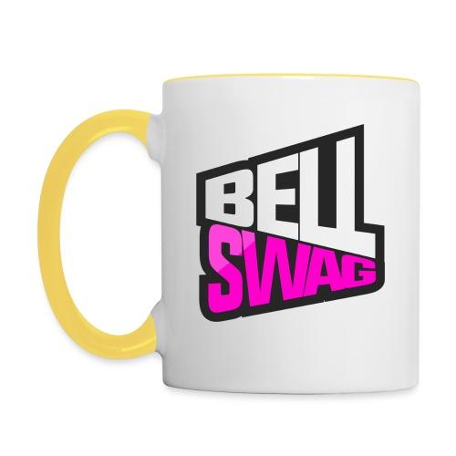 Bellswag logo transparent large - Contrasting Mug