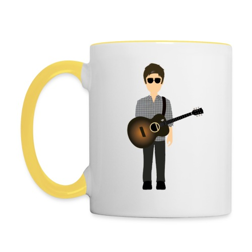 Noel Gallagher Epiphone Edition - Contrasting Mug