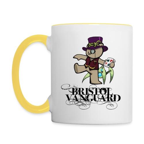 Vanguard Steampunk - Contrasting Mug