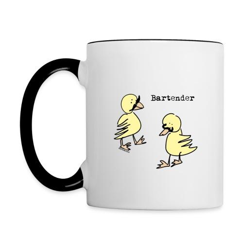 bartender png - Tofarget kopp