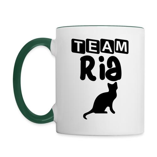Team Ria - Contrasting Mug