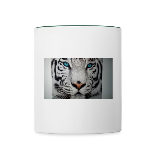 Tiger merch - Contrasting Mug