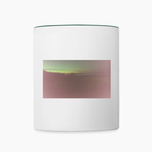 DNA_1 - Tasse zweifarbig