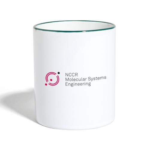 NCCR MSE - light - Tasse zweifarbig