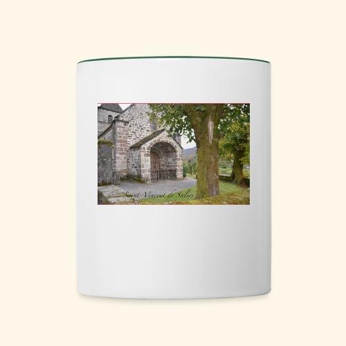 porche Odette - Mug contrasté