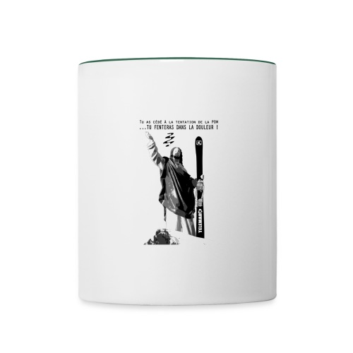 2017 Jesus Telemark - Mug contrasté