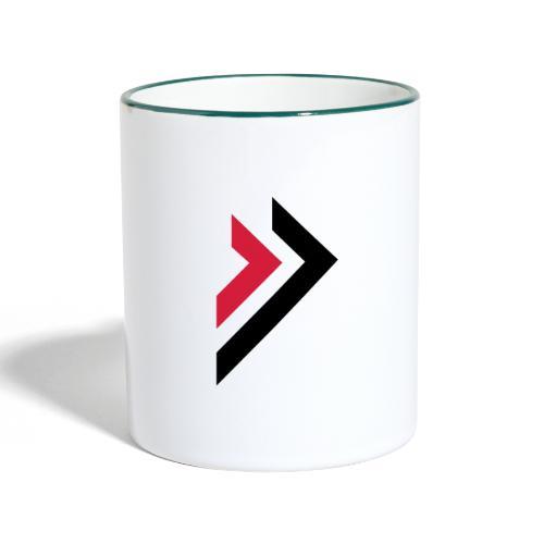 Logo de Sylmora - Mug contrasté