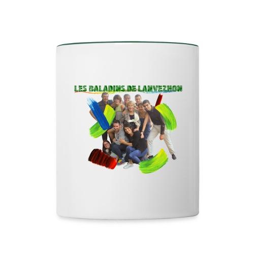 LLT18 - Mug contrasté