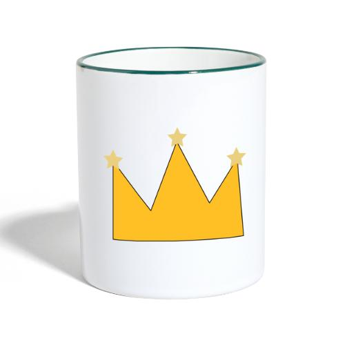 kroon - Mug contrasté