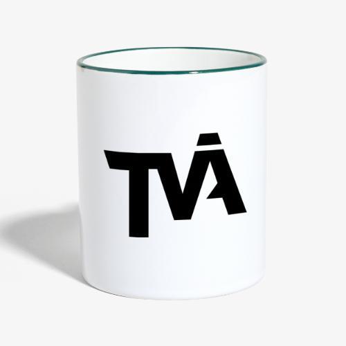 TVÅHUNDRA - Tvåfärgad mugg
