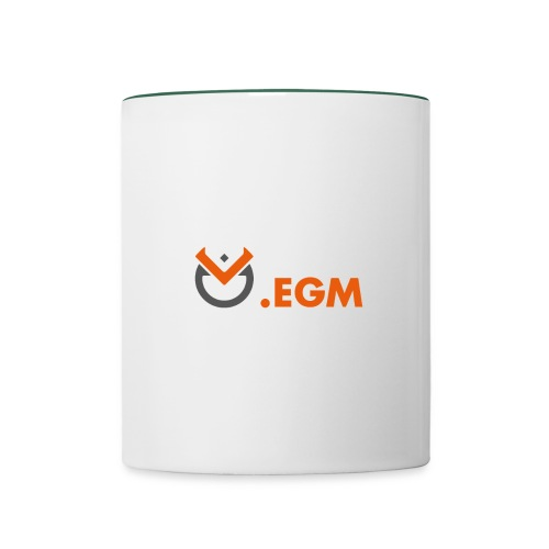 EGM LOGO V3 - Mug contrasté