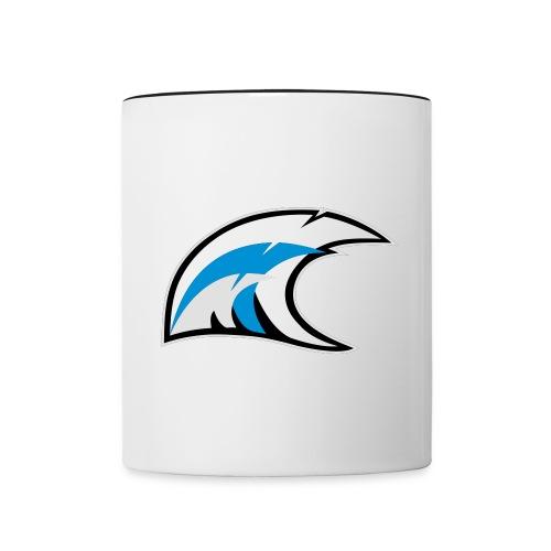 solo logo new - Tazze bicolor