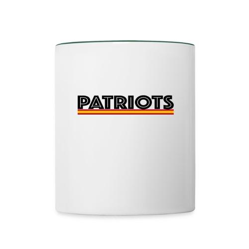 patriots españa - Taza en dos colores