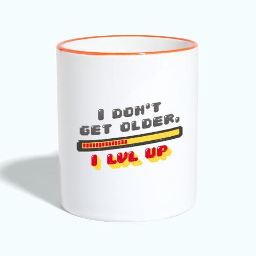 Gamer Spruch - Contrasting Mug