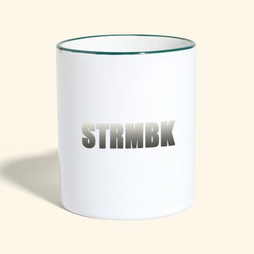 KORTFILM STRMBK LOGO - Mok tweekleurig
