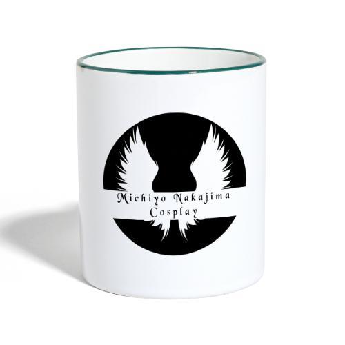 MNC Logo [No Phrase] - Contrasting Mug