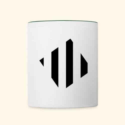 Matix Media Icon - Tasse zweifarbig