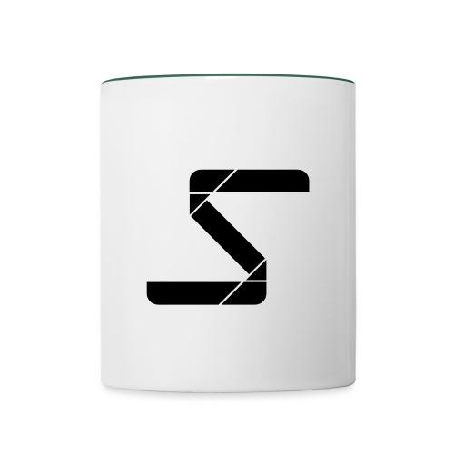 SyncNoMore Logo Vector jpg - Mok tweekleurig
