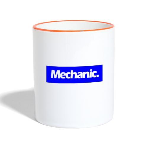 Mechanic - Contrasting Mug