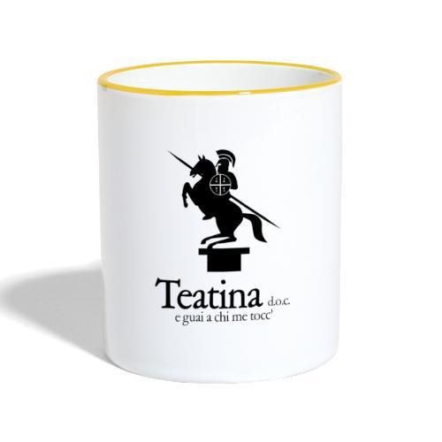 Teatina doc - Tazze bicolor