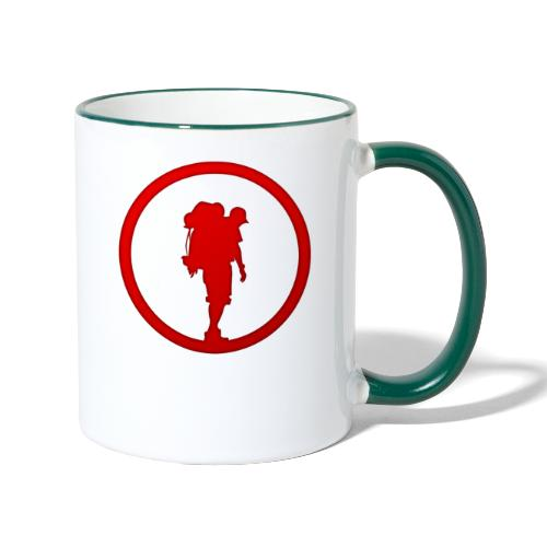 Outdoor Technica Icon - Contrasting Mug