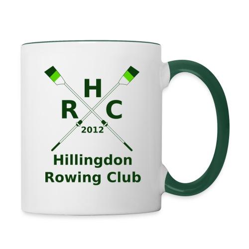 HRC Logo Brand Refresh Bitmap - Contrasting Mug