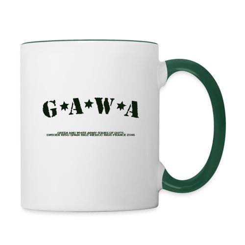 G*A*W*A - Contrasting Mug