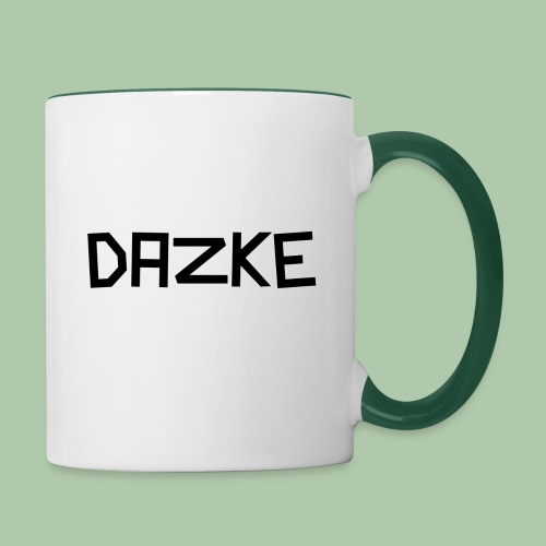 dazke05 - Tasse zweifarbig