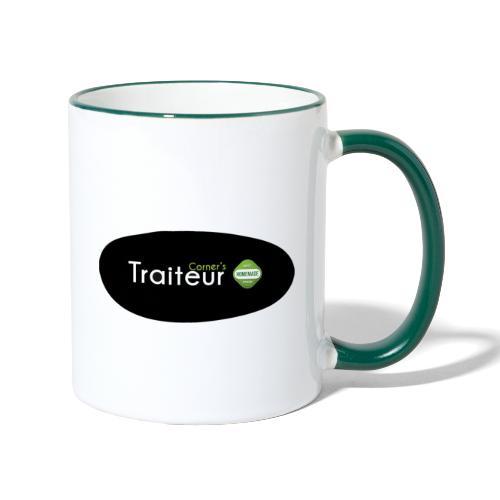 Corner's Traiteur - Gammes boutique - Mug contrasté