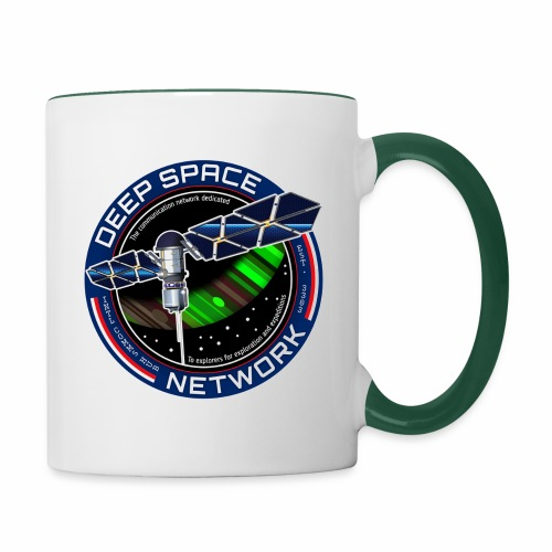 DSN Patch - Contrasting Mug